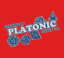 Platonic Love Since 74 Kids Clothes