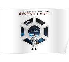 Sid Meier's Civilization Beyond Earth Poster