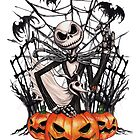 The Pumpkin King by JoeConde