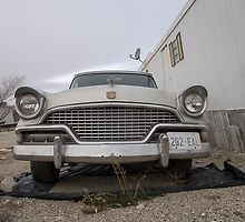 1956 Studebaker Grill by Ralf372