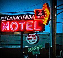 Motel Inn Color by Rookiebomb