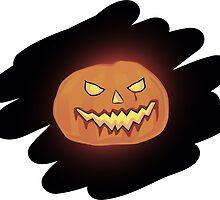 Halloween Jack O'Lantern by Olgashelly