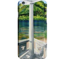 PORCH VIEW iPhone Case/Skin