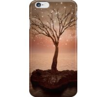 The Strong Grows In Solitude (Tree of Solitude) iPhone Case/Skin