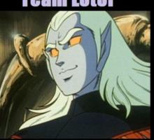 Team Lotor Sticker