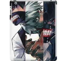 Kaneki's second nature - Tokyo Ghoul iPad Case/Skin
