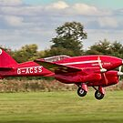"De Havilland Comet Racer G-ACSS ""Grosvenor House"" by Colin Smedley"