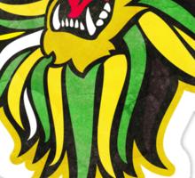 IRON LION ZION Sticker