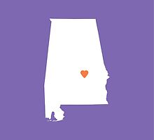Alabama Love by Maren Misner