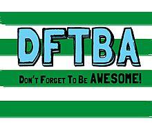 DFTBA! Photographic Print