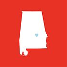 Alabama Love by Maren Misner