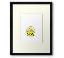 Snoopy Halloween Framed Print