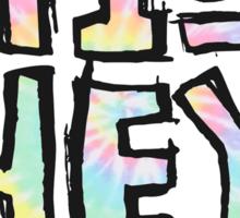 5SOS // HI OR HEY RECORDS - TIE DYE Sticker