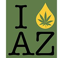 I Dab AZ (Arizona) Photographic Print