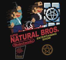 Supernatural Bros. 2 by skalienx