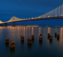 Bay Bridge by Ale Quero-Dodge