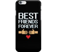 BEST FRIENDS FOREVER COUPLES DESIGN iPhone Case/Skin