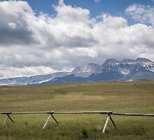 Big Sky Country by Thomas Young