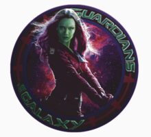 Gamora - Guardians Of The Galaxy Kids Clothes