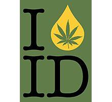 I Dab ID (Idaho) Photographic Print
