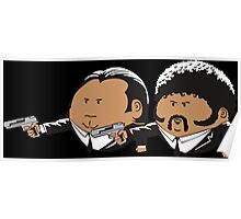 Vector Pulp Fiction Poster