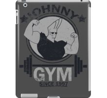 Johnny Gym iPad Case/Skin