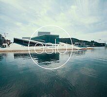 The Opera House - Oslo, Norway by nicklaslarka