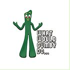 GUMBY by greatbritton99