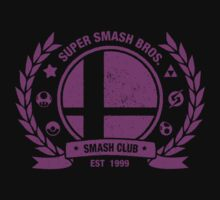 Smash Club Ver. 3 (Purple) Kids Clothes