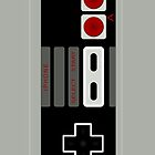 iPhone Retro Game Controller Case by ImageMonkey