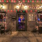 Happy Holidays from Bourbon Street Saloon Harrisburg by Shelley Neff