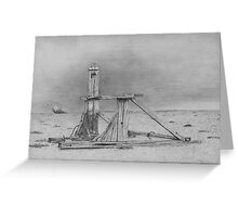 Dungeness A Greeting Card