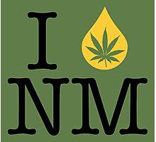 I Dab NM (New Mexico) Photographic Print