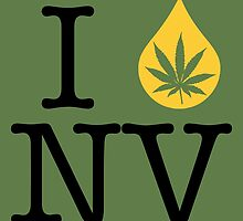 I Dab NV (Nevada) by LaCaDesigns