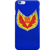 Tracks - Transformers 80s iPhone Case/Skin