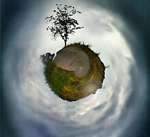 Planet Art by iphoto