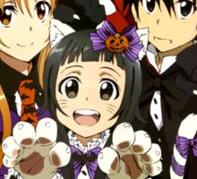 Anime: SWORD ART ONLINE - Halloween Sticker