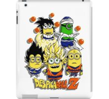 DespicaBall Z iPad Case/Skin