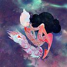 Universe Girl by RoxanelaBanane