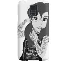 Ariel Goth Punk Grunge Samsung Galaxy Case/Skin