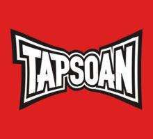 Taps Oan MMA Logo by tapsoan