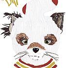 Ash - fantastic mr fox by Haidee Bain