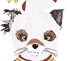 Ash - fantastic mr fox by Haidee Bain