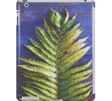 Woodland Fern iPad Case/Skin