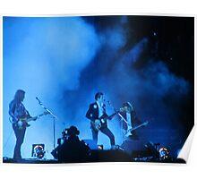 Arctic Monkeys - Leeds 2014 Poster