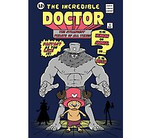 The Incredible Doctor Photographic Print