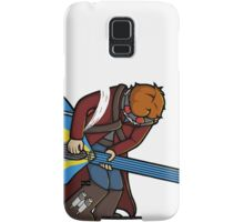 Star Lord vs The Galaxy Samsung Galaxy Case/Skin