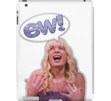 Mondays ... EW! iPad Case/Skin