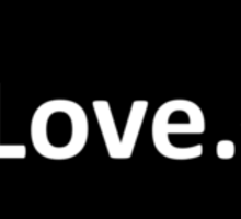 Iowa Love Sticker
