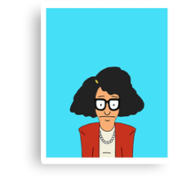 80's Hair Tina  Canvas Print